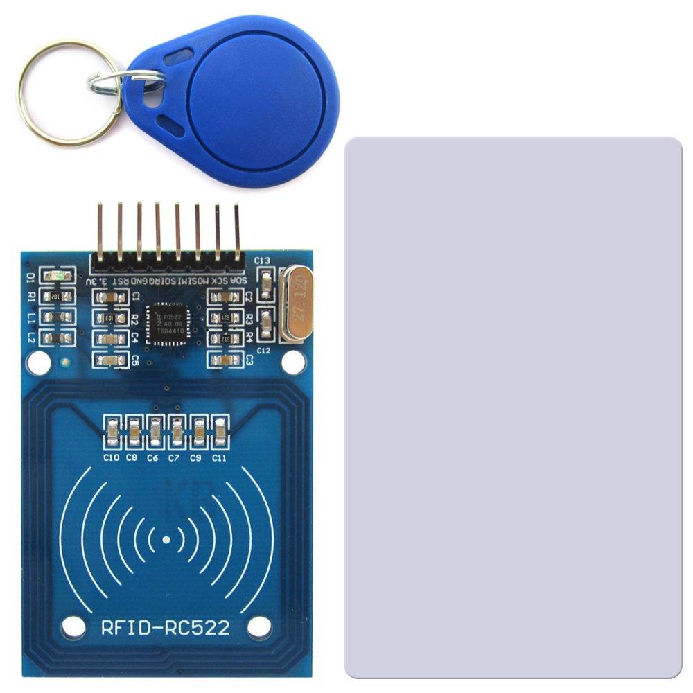 Arduino idea] Sao chép thẻ RFID